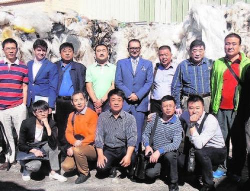 Una delegación de empresas chinas visita Fosimpe.