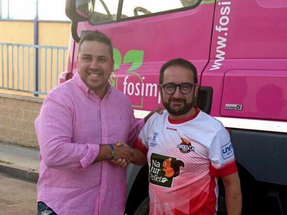 Naturpellet Segovia firma acuerdo de patrocinio con Fosimpe.